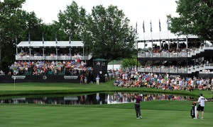 There is sure to be lots of action and plenty of drama this week in Akron, OH. Photo courtesy of ruthlessgolf.com