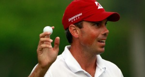 Matt Kuchar is one of the odds-on favorites this week with a win and PGA best 9 top 10s on the season. Photo courtesy of skysports.com