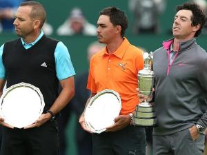 Garcia and Fowler couldn't quite catch McIlroy in the final round, but we had all three covered in our picks. Photo courtesy of courriermail.com.au.