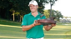 Although no one picked Jordan Spieth as their safest bet, no one would be surprised if the man who got his first win here last year got right back into contention. Photo courtesy of PGA.com