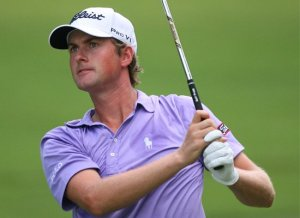 Webb Simpson climbed back onto the front page of the leaderboard with an impressive Sunday 63. Photo courtesy of Celebritybirthdaysinaugust.com