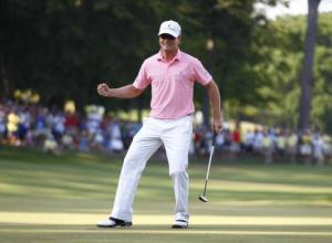 Next to Stricker, Johnson is a pretty stable horse for this course, with a win and several top 5 finishes under his belt. Photo courtesy of USA Today.