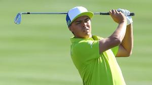 What has Butch Harmon done with the inconsistent Rickie we've come to know? Now, Rickie is playing on another level in the majors, and is widely considered a safe bet this week. Photo courtesy of golf.com.