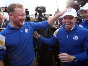 Ryder Cup rookies Jamie Donaldson (pictured) and Victor Dubuisson figure to be bigger factors on the PGA Tour in 2015. Photo courtesy of golfweek.com