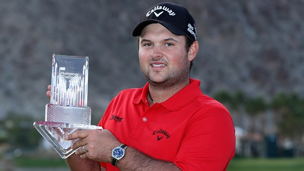 Defending champ Patrick Reed, coming off a win in Hawaii, would be the hottest player in golf with a successful defense this week. Photo courtesy of golfcanada.ca.