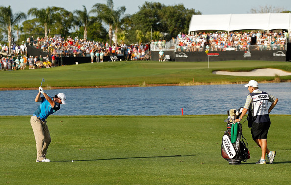 Rory McIlroy kicks off his 2015 PGA campaign at a track where he feels all too comfortable. Photo courtesy of Zimbio.com