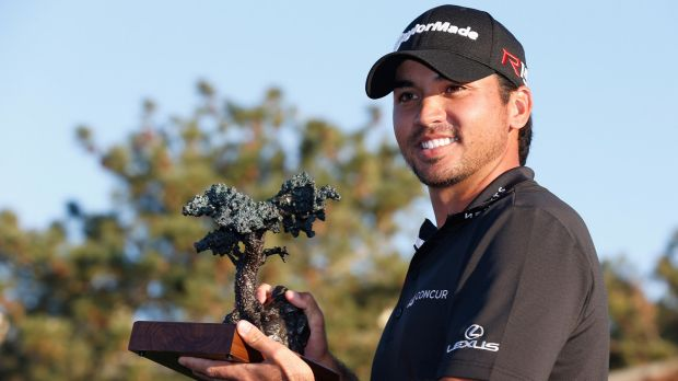 Jason Day rose to number 4 in the world after his gutsy playoff win in Torrey Pines. Photo courtesy of foxsports.com