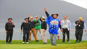 Bill Murray Pebble Beach